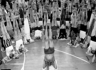 Headstand Tip