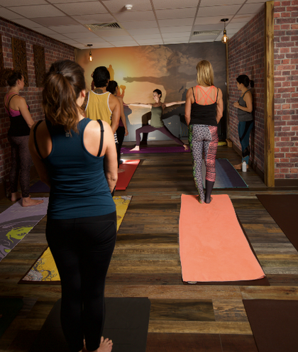 Akram Hot Yoga Studio
