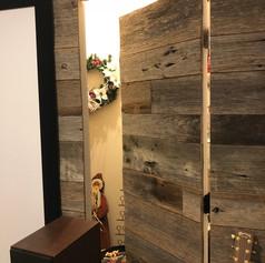 Invisible Barn Door Design