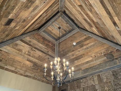 vaulted-ceiling-reclaimed-barnwood