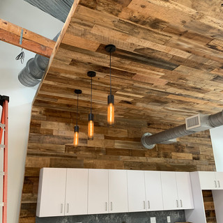 Feature Wall & Ceiling   Kilcor Construction