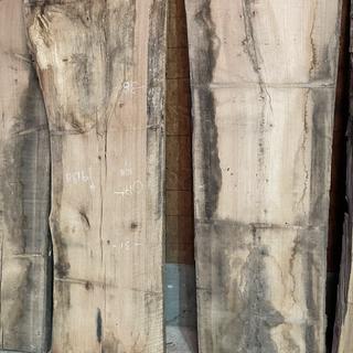 White oak slabs