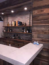 Bar Countertop _ Residence