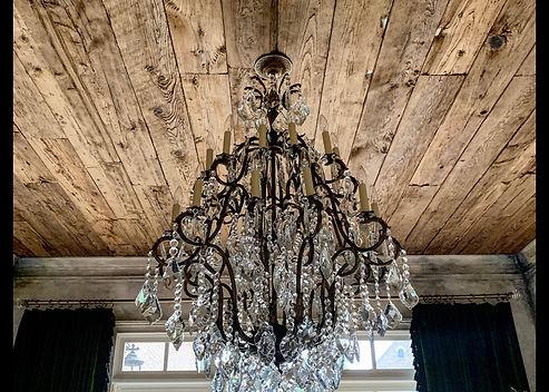 Mushroom-wood-ceiling