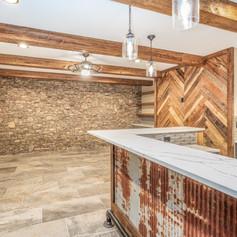 Industrial Kitchen & Barn Doors