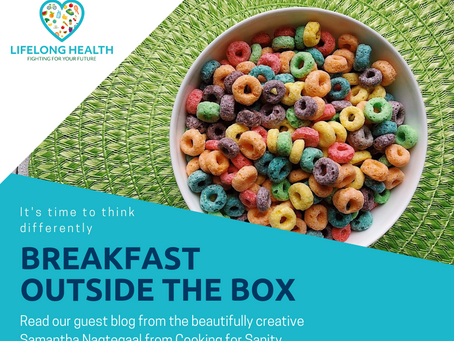 Breakfast Outside The Box