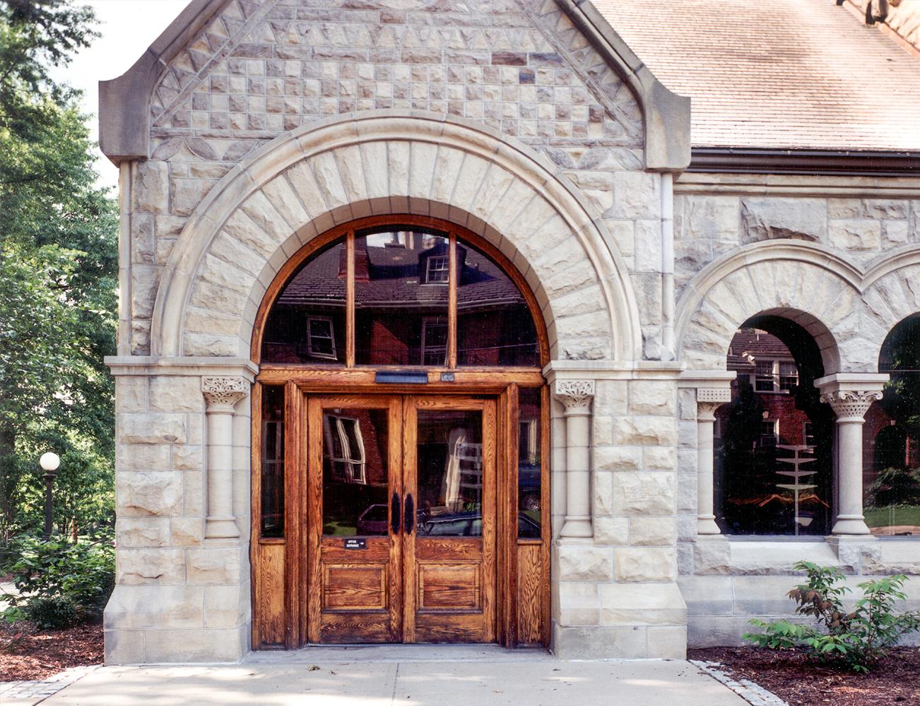 SHADYSIDE PRESBYTERIAN CHURCH
