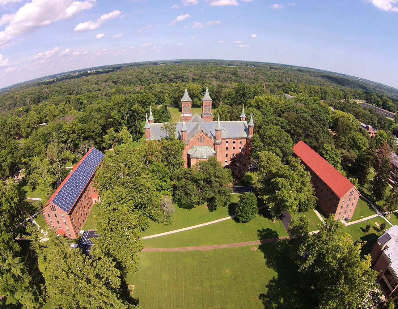 ANTIOCH COLLEGE CAMPUS