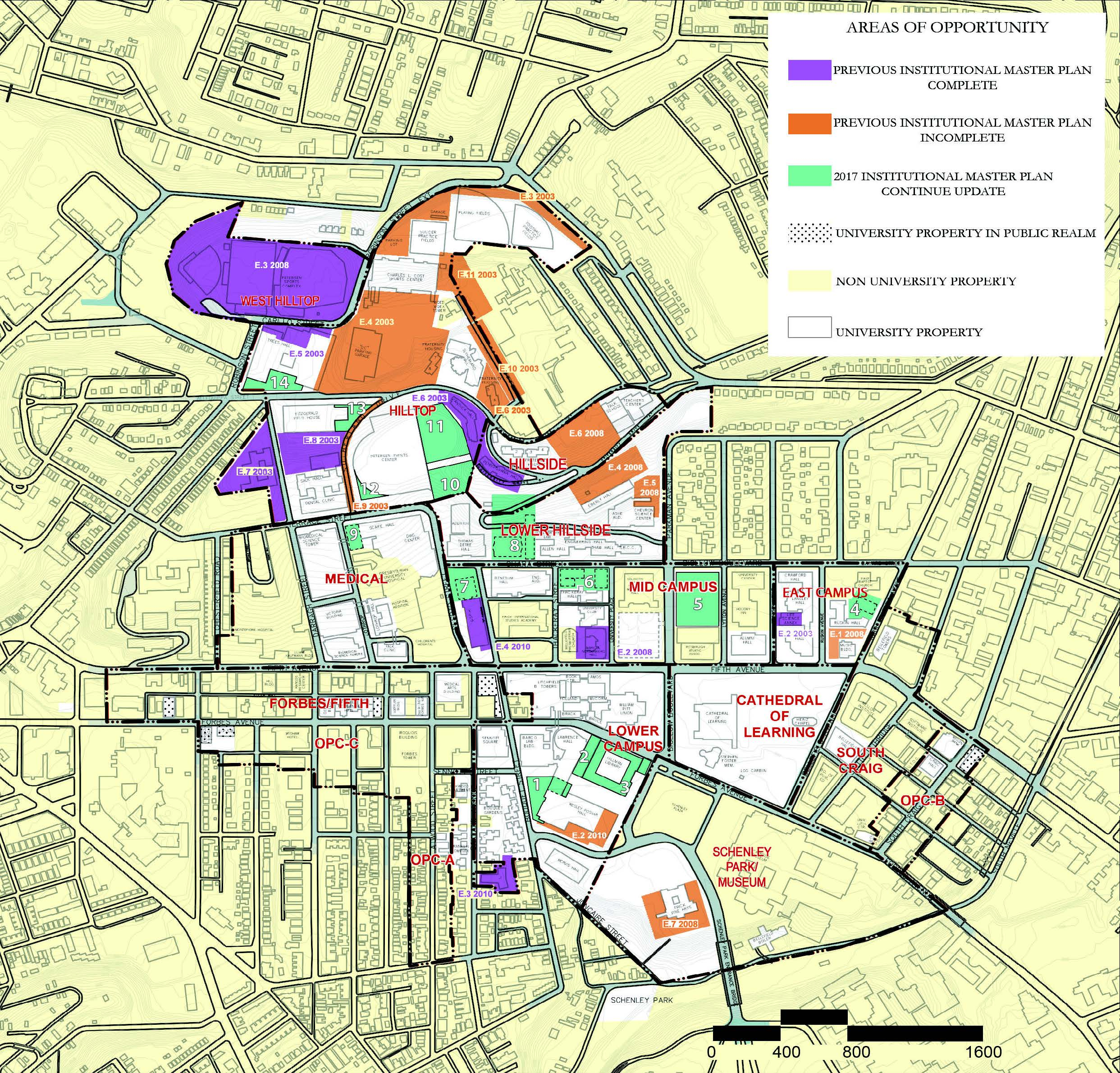 INSTITUTIONAL MASTER PLAN