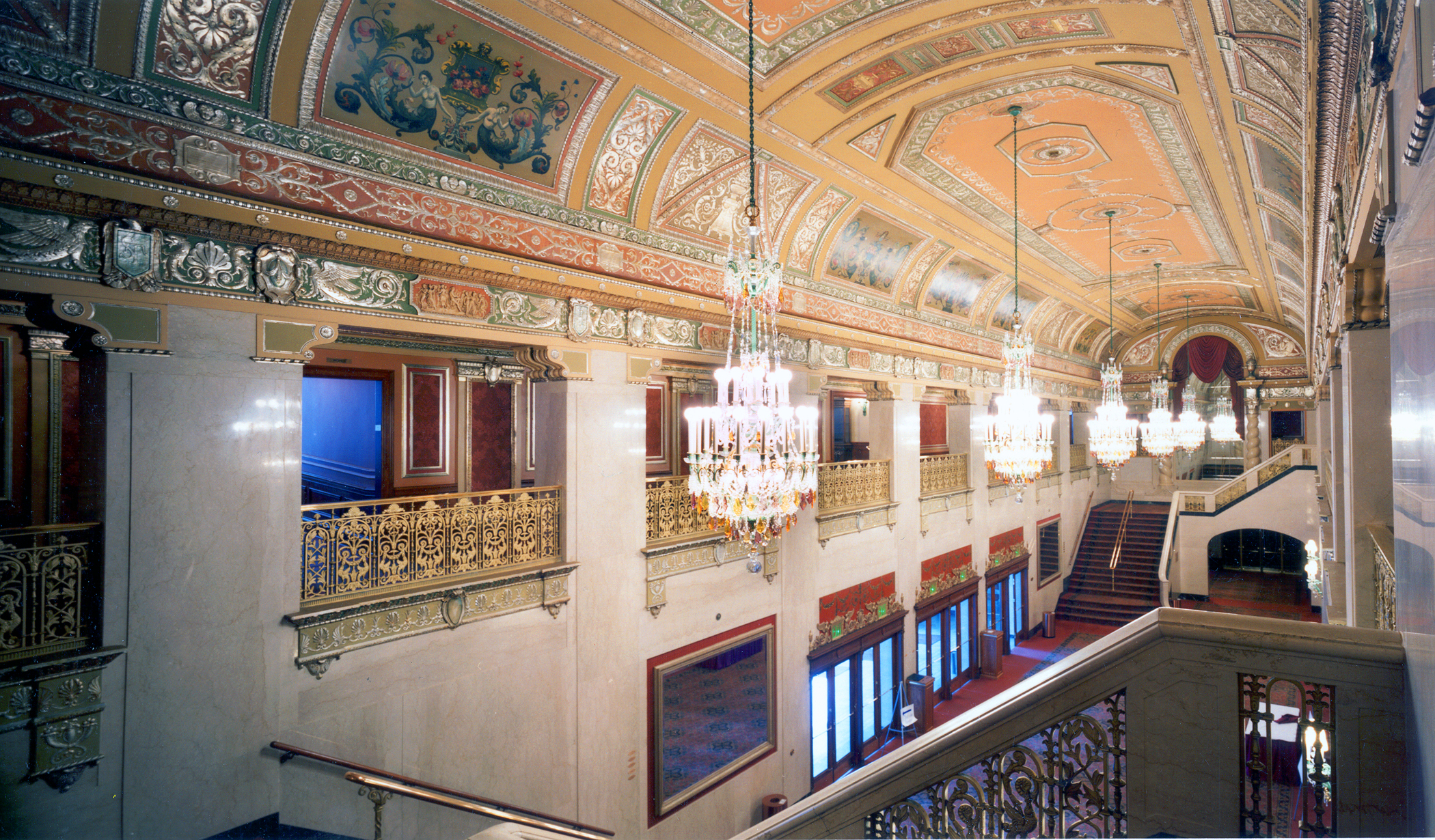 BENEDUM CENTER