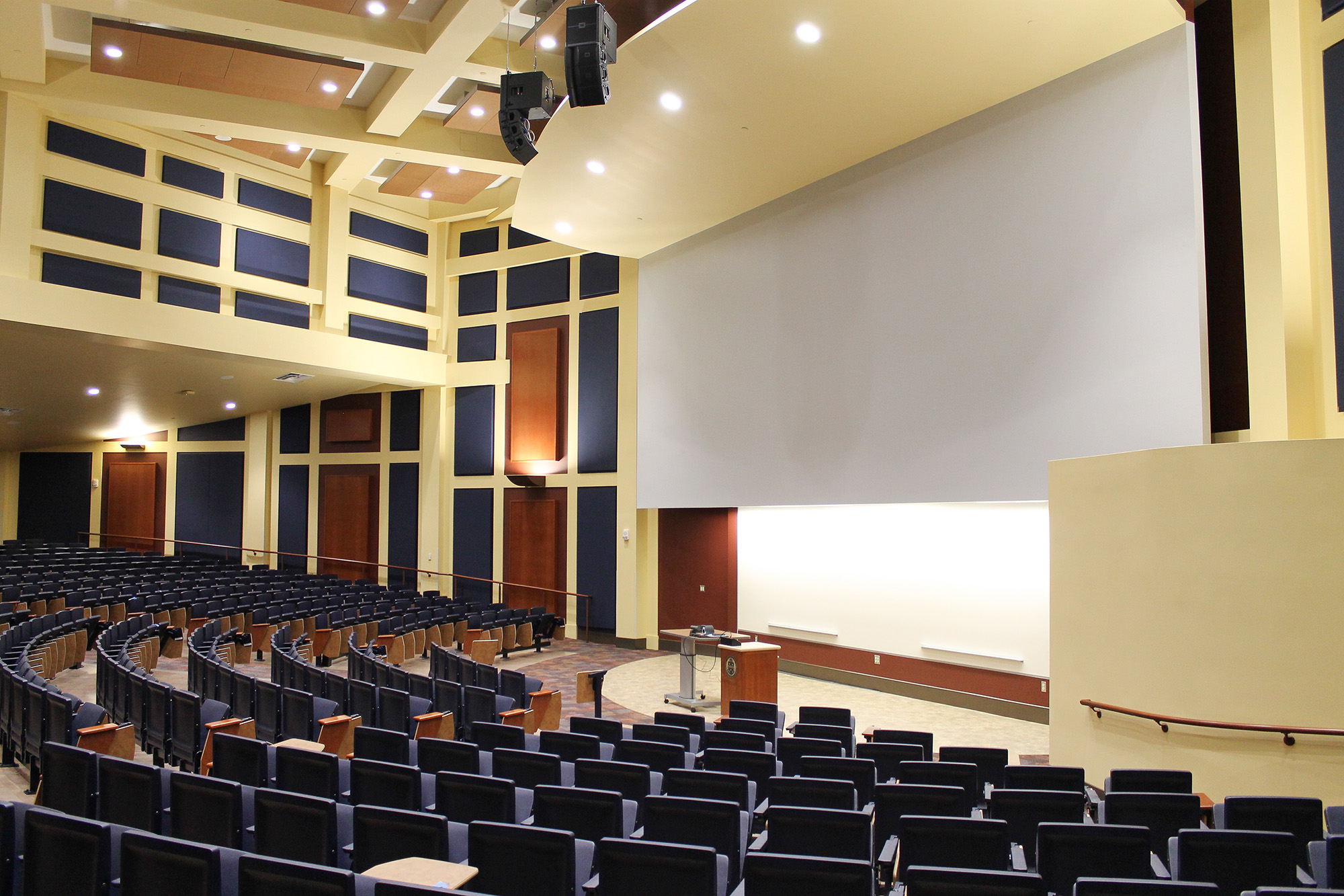 DAVID LAWRENCE AUDITORIUM