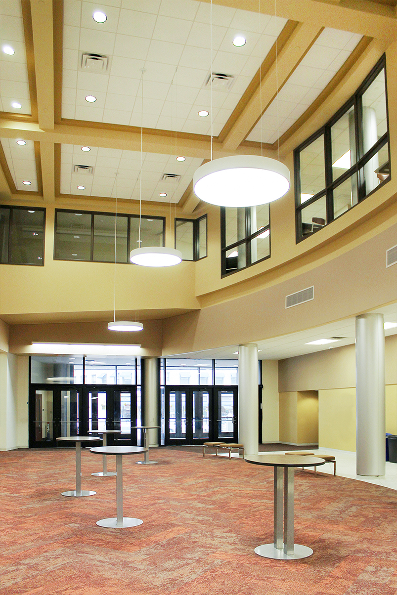 DAVID LAWRENCE AUDITORIUM 2