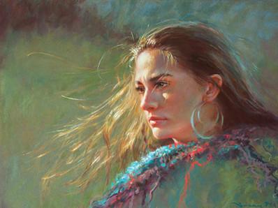 INSPIRE Speaker Series : 01 Portrait Painting Revealed