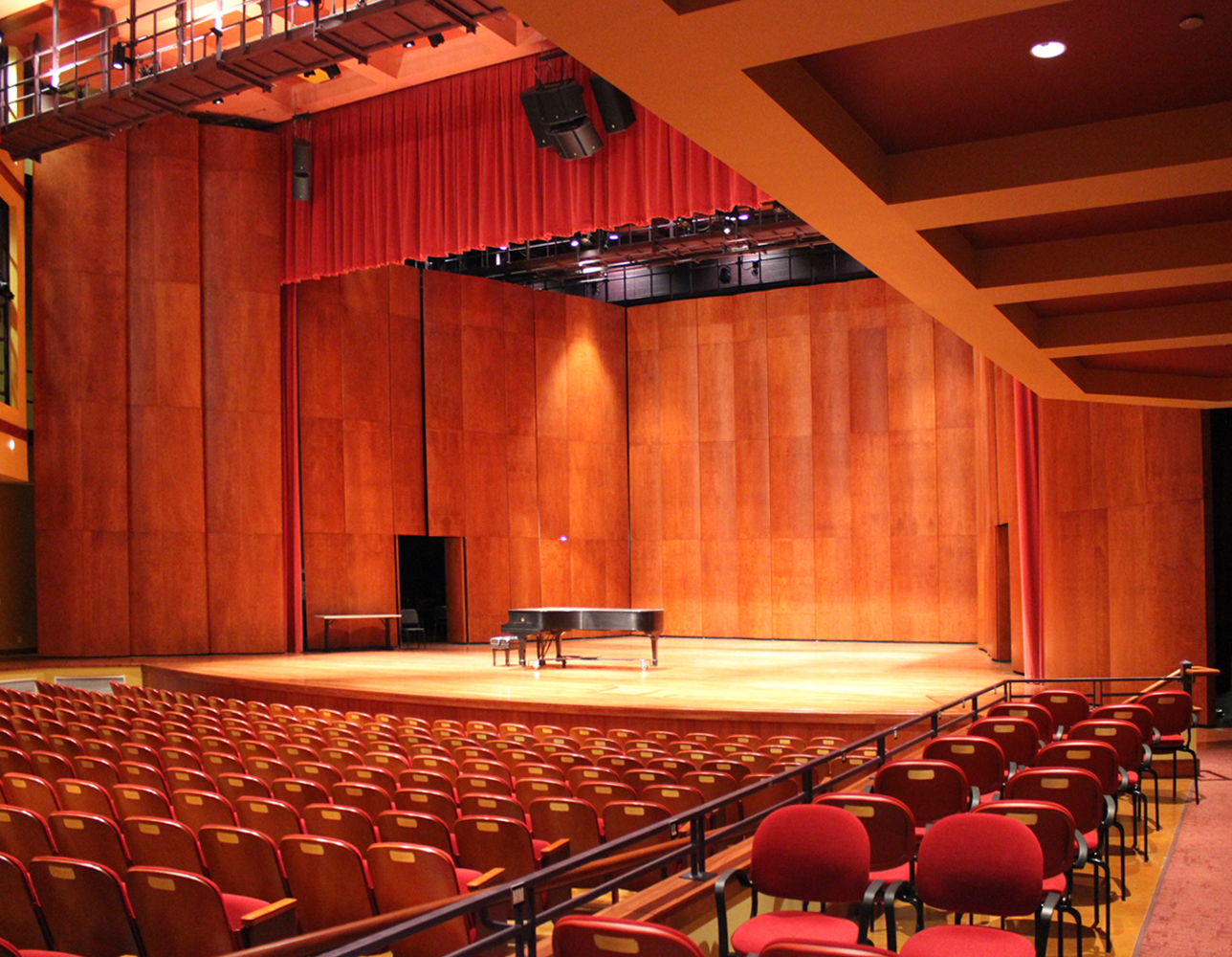 SETON HILL PERFORMING ARTS CENTER