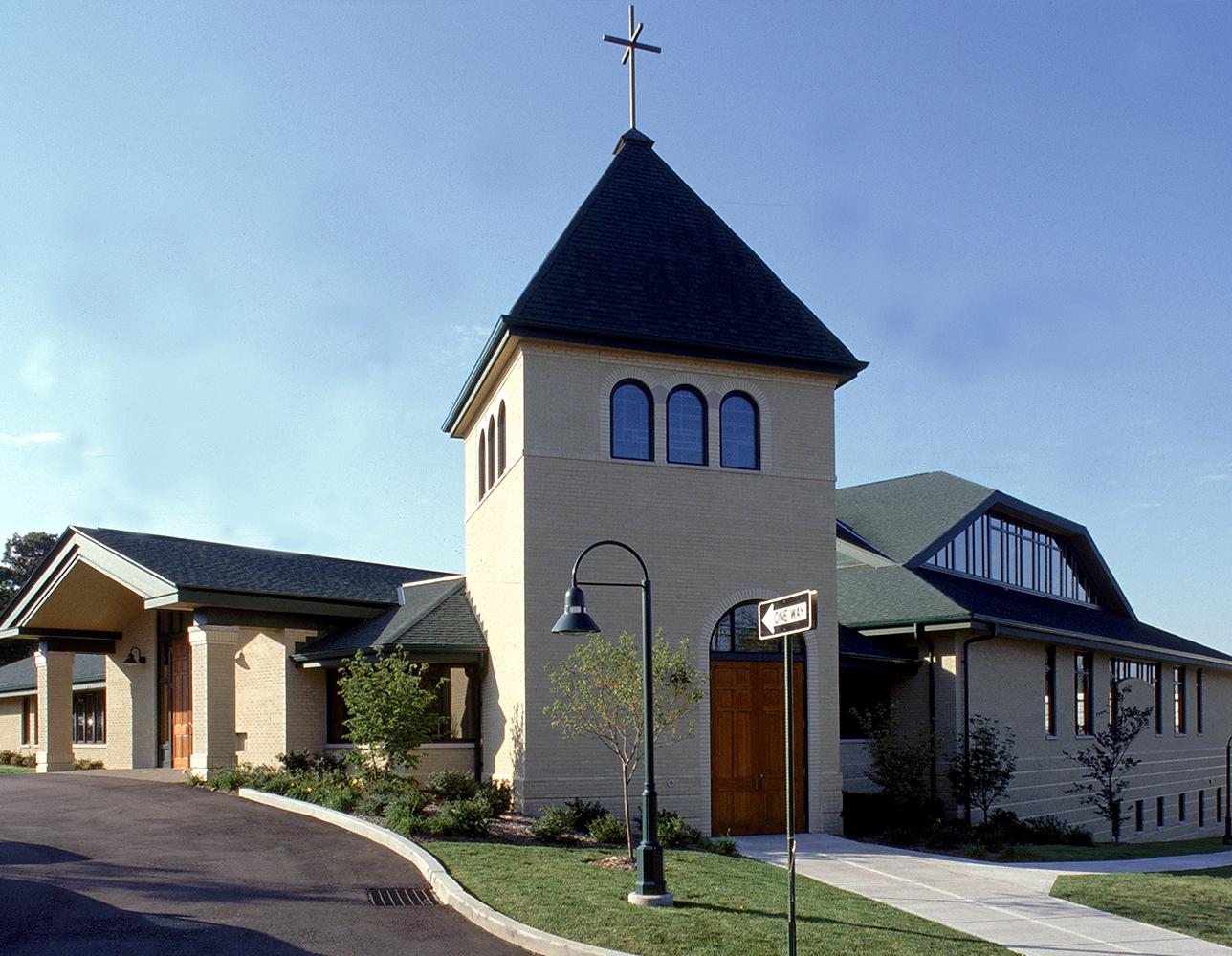 ST. BONAVENTURE CATHOLIC CHURCH