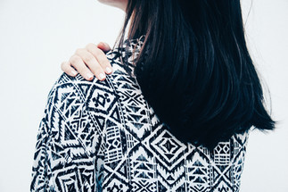 Shirt preto e branco