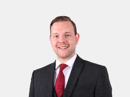 Introducing Tom, Our New Trainee Financial Planner