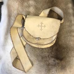 Bag with Sámi decoration