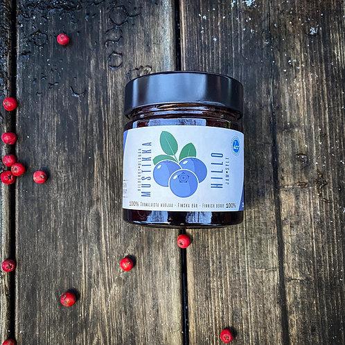 Blueberry Jam 75% fruit