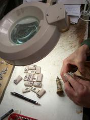 Jouko is a skilled craftsman | Jouko on lahjakas käsityöläinen