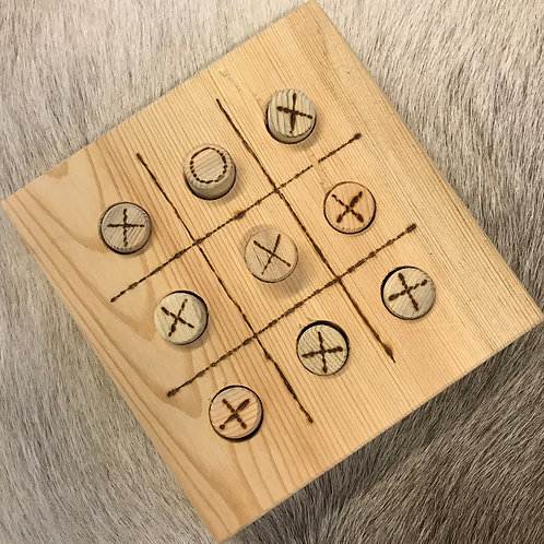 Game Oughts and Crosses