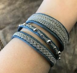 Traditional Sámi bracelet