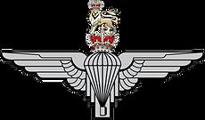 Parachute Regiment cap badge.png