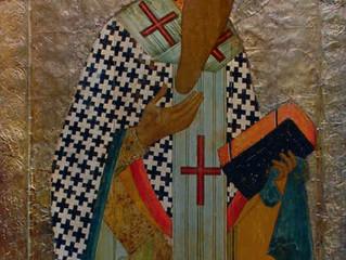 Поздравляем с Праздником Обрезания Господня и днем памяти святителя Василия Великого
