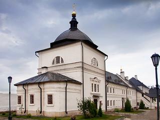 29 апреля после завершения реставрационных работ был освящен храм святителя Германа