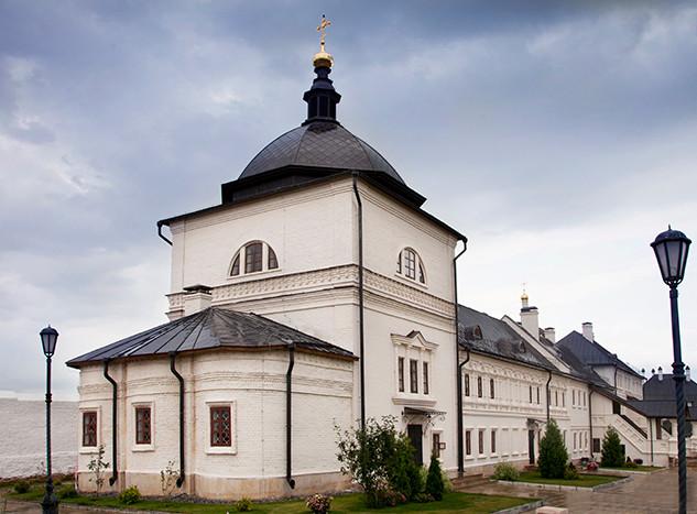 Храм в честь святителя Германа