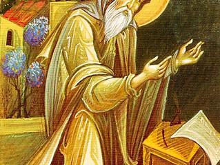 25 марта - память преподобного Симеона Нового Богослова