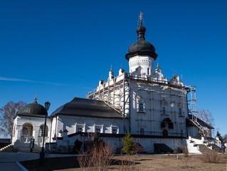 Успенский собор Свияжска готов принять паломников и туристов