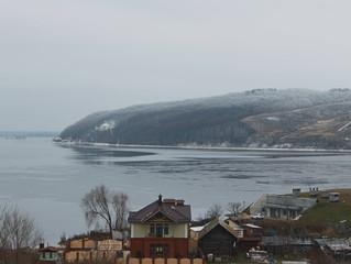 Свияжск на пороге зимы... Фотопрогулка по острову-граду