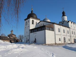 19 декабря на Николу зимнего богослужение в нашей обители будет совершено в храме прп Сергия Радонеж