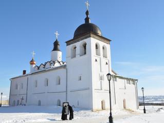 В период с 30 декабря 2018 по 8 января 2019 будет открыт Сергиевский храм
