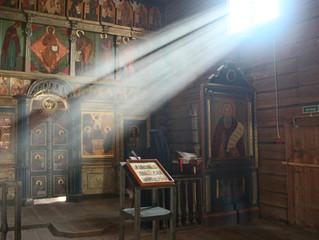 23 августа в древней Свияжской Троицкой церкви (XVI в.) были совершены богослужения