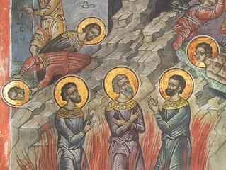 15 ноября - память святых мучеников Акинди́на, Пига́сия, Аффо́ния, Елпидифо́ра и Анемподи́ста.
