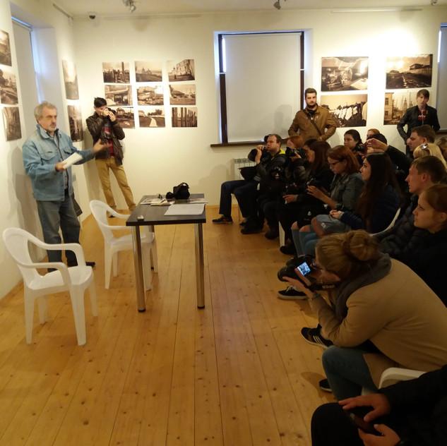 15 сент Творческая встреча с Ф. Губаевым