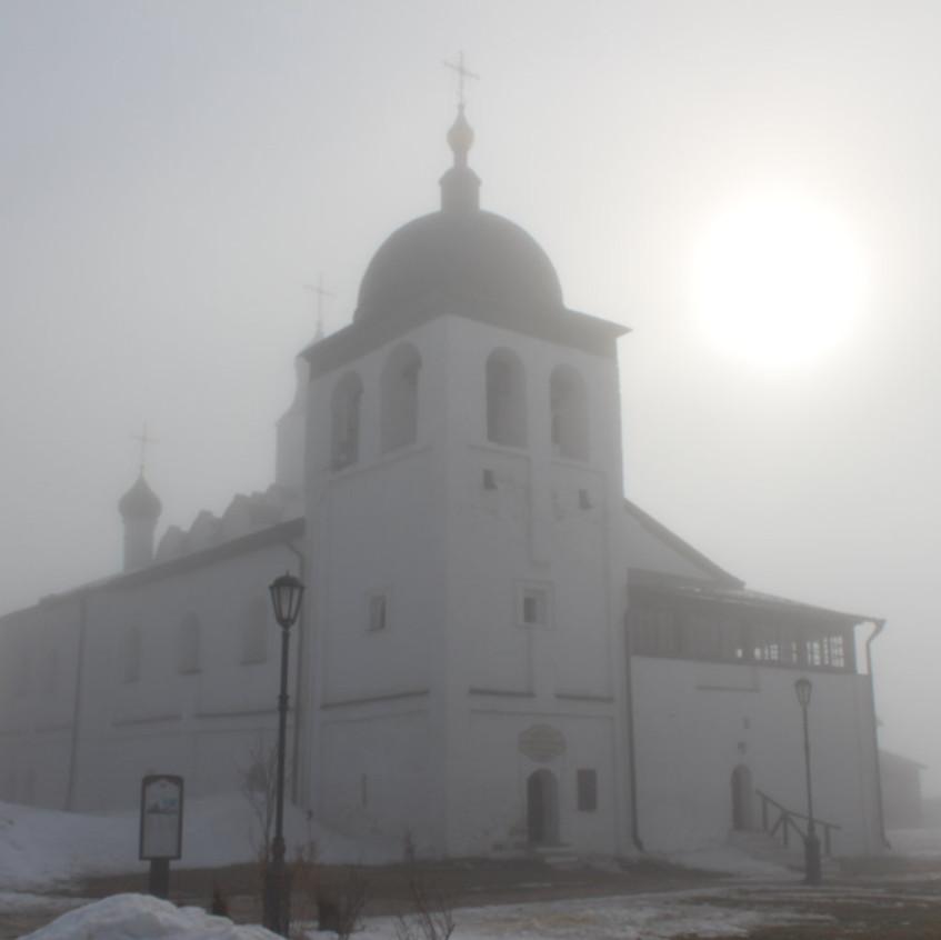 Храм в честь прп Сергия Радонежского
