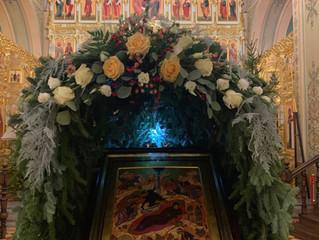 Сердечно поздравляем Вас с Рождеством Христовым!