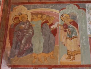 22 сентября – День памяти свв. Иоакима и Анны, родителей Пресвятой Богородицы