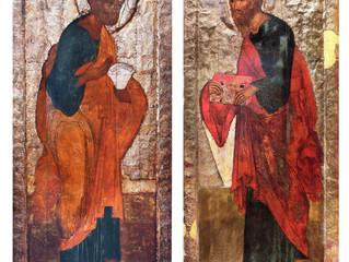 12 июля Церковь вспоминает первоверховных апостолов Петра и Павла