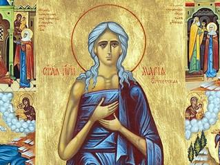 В пятую Неделю Великого Поста совершается память преподобной Марии Египетской