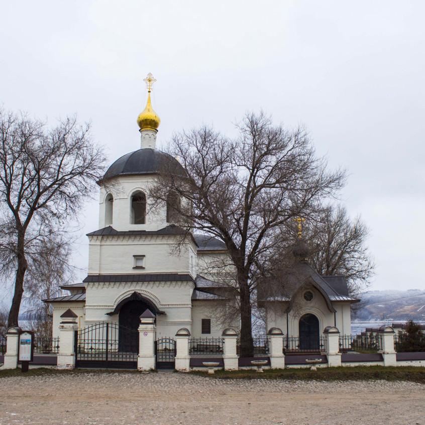 Приходской храм