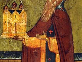 16 августа - Церковь вспоминает преподобного Антония Римлянина