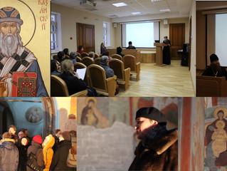Свияжские чтения посвященные 450 летней годовщине со дня преставления святителя Германа прошли в Сви