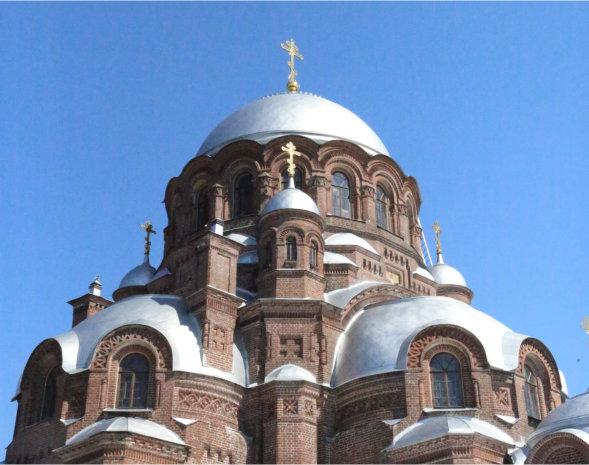 Собор в честь Божией Матери XIX век