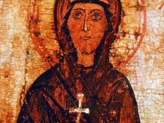7 октября Церковь чтит память  первомученицы равноапостольной Феклы