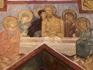 Тема событий Великой Пятницы в произведениях церковного искусства Свияжского Успенского монастыря