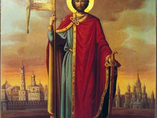 6 декабря - Церковь чтит память благоверного князя Александра Невского
